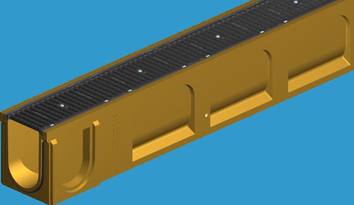 SOLID15 - o szerokości wewnętrznej 150mm