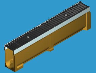 SE10 - o szerokości wewnętrznej 100mm