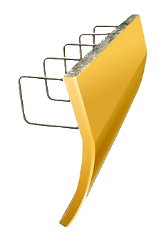 MG – PROFILOWANE gzymsy mocowane za pomocą pętli